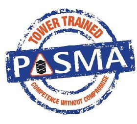 PASMA member - see our certificate on our website footer - http://purecleaningscotland.co.uk/