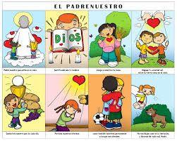 oraciones catolicas para niños - Buscar con Google