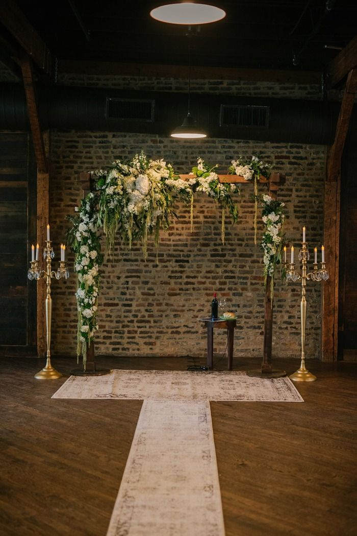 Bohemian marries industrial, with a touch of earthy vibes | Image by Love Hunters