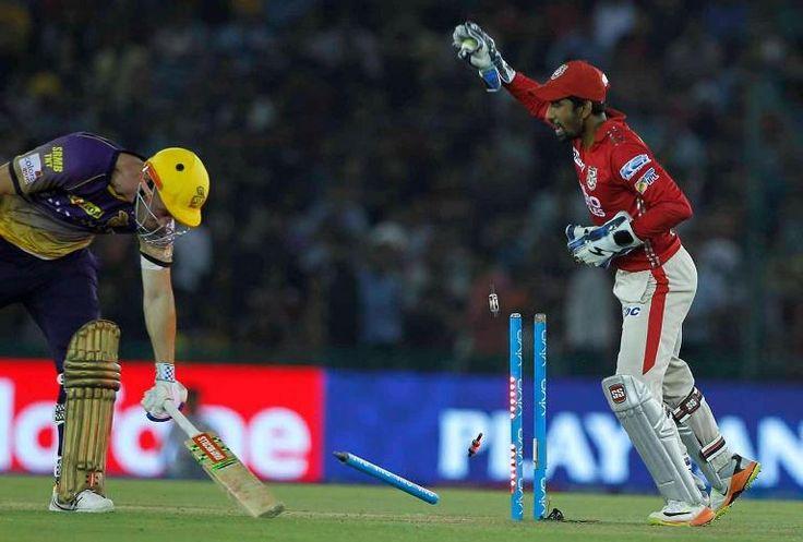 IPL Live Score: Kings XI vs Kolkata Knight Riders Scoreboard –