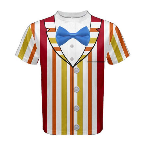 Men's Bert Mary Poppins Inspired Shirt