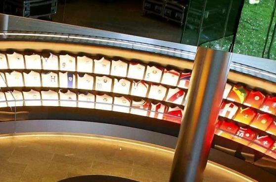 El museo del futbol mundial de la FIFA será inaugurado el 28 de febrero, dos dias despues de las elecciones presidenciales del organismo, según  informó hoy el ente rector. Jan 12, 2016.