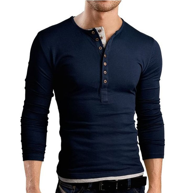 Hot Fashion Long sleeve sweater men V-neck slim fit pull homme man causal brand clothing