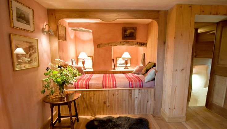 Cool holiday cottages in the Scottish Borders