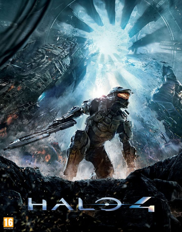 HALO 4.....CAN'T WAIT!!!
