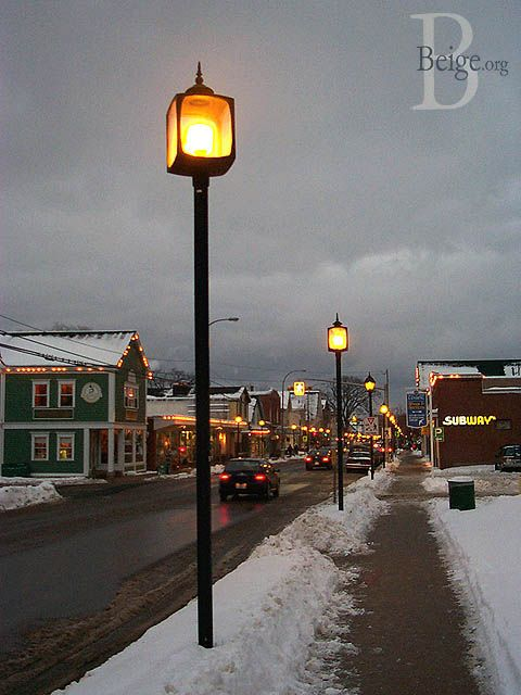 Wolfville Nova Scotia Canada-----love the name! as I live on the opposite side of the country, had never before heard of it. :)