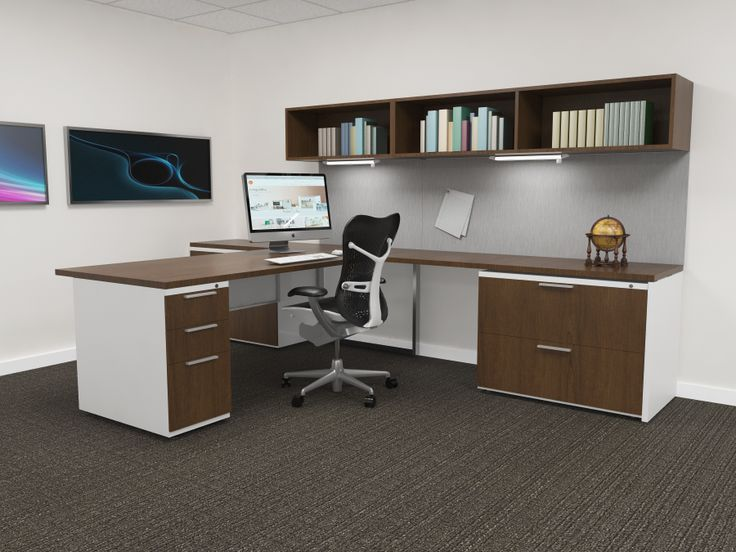 Overhead Office Lighting