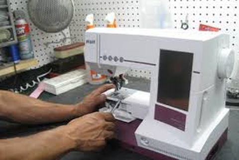 Secrets Of Sewing Machine Repair Manual: The Comprehensive Sewing Dictionary Software, Sewing and Quilting Terms.