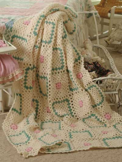 Free Crochet Afghan Patterns Intermediate : 66 best images about ?? Crochet Afghans / Blanket ??~ Free ...
