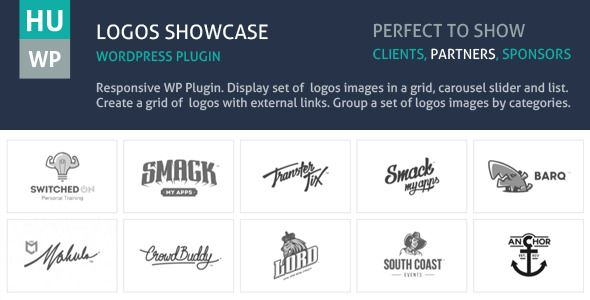 Logos Wordpress Plugin