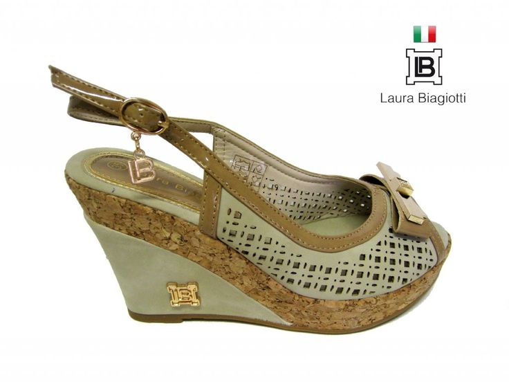 LETNÍ OTEVŘENÁ OBUV NA PLATFORMĚ LAURA BIAGIOTTI Otevřená obuv na platformě pro všechny příležitosti. #letníobuv #obuvnaplatformě #dámská #móda #styl #LauraBiagiotti