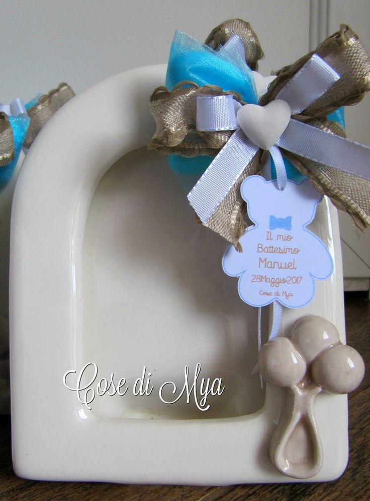 Cornici in ceramica, by COSE DI MYA, 16,00 € su misshobby.com