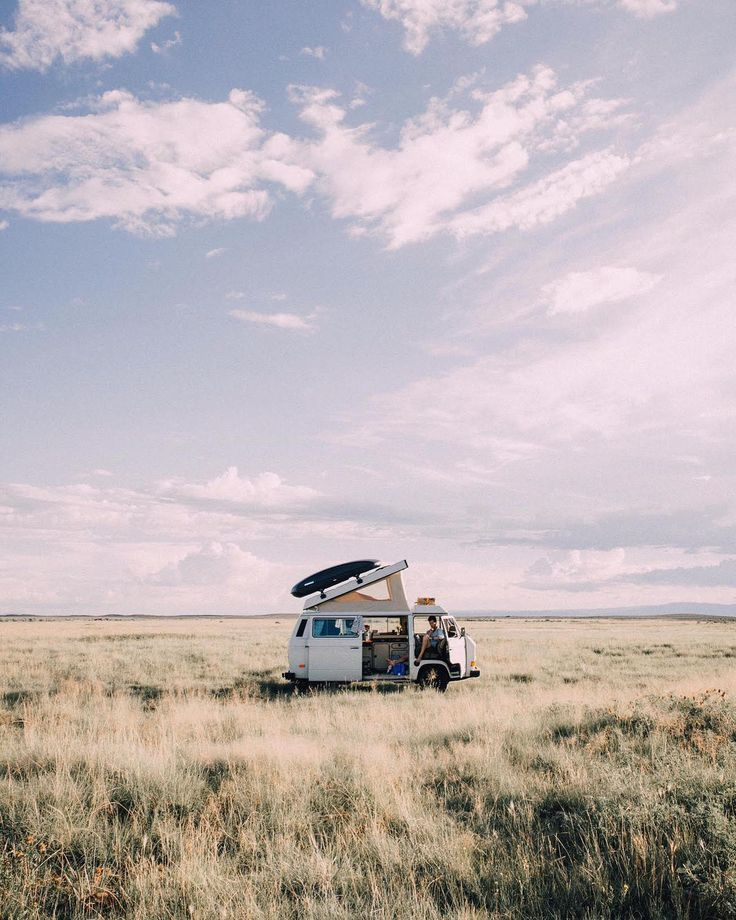A road-trip across America to discover the people, stories & places that inspire us to get out and see the world. Our home on the road: La Guaguita, a (sometimes functional) 1985 Volkswagen Westfalia camper with a max speed of 53 miles per hour.