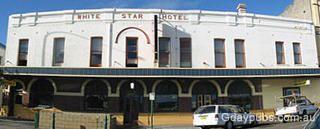 White Star, Stirling Terrace Albany WA
