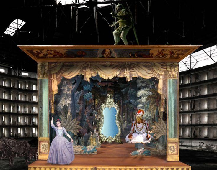 Gothic Tea Society: The Imaginarium of Doctor Parnassus