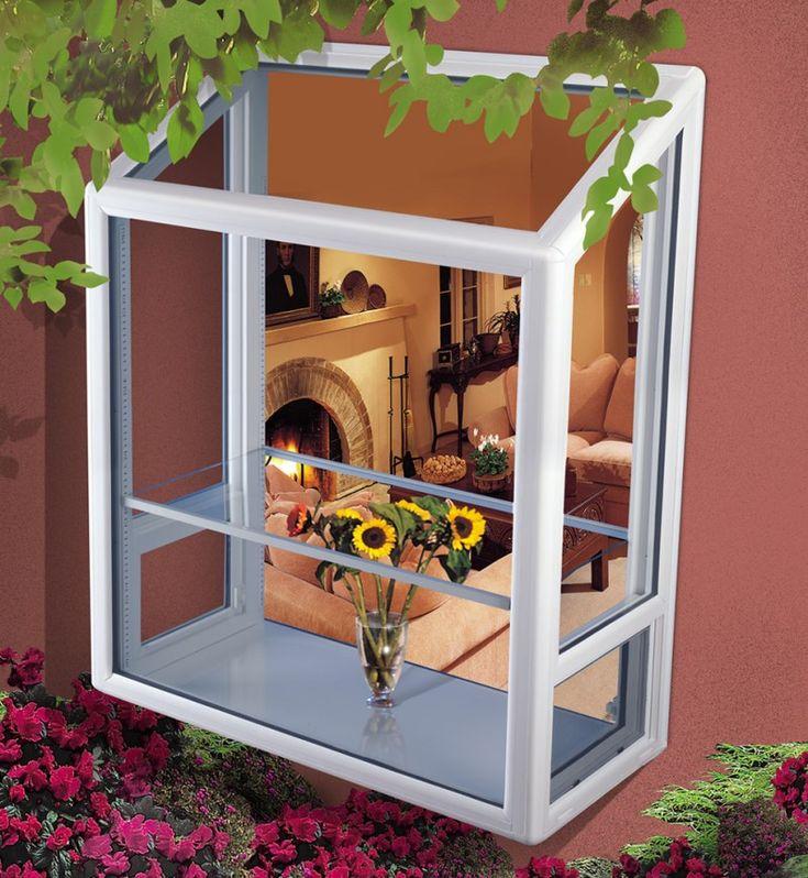Kitchen Garden Greenhouse Window: 17 Best Garden Window Ideas Images On Pinterest