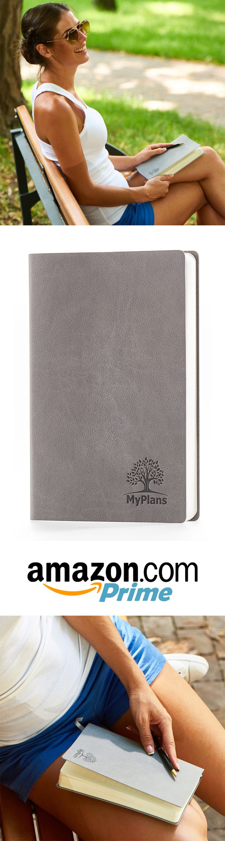 undated daily planner - MyPlans Daily Planner and Journal - Weekly and Monthly Organizer | Home, Travel or Student Calendar | Organize Appointments, Dates, Holidays and Events