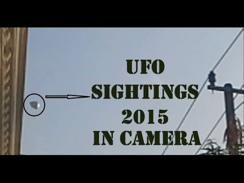 Ufo Sightings 2015