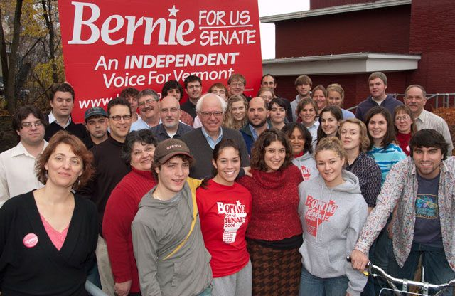 #BernieSanders2016 Make sure to donate at this site if you want to make sure it will definitely help Bernie's campaign, and let other people know that the Democratic Party is using Bernie's face to fund raise for their own coffers.
