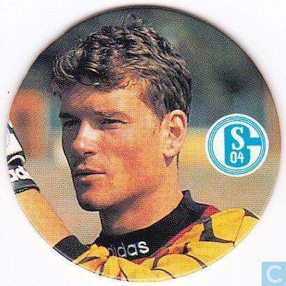 Caps and pogs - Bundesliga 1994/95 - Schalke 04 Jens Lehmann