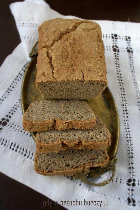 Chleb gryczano-żytni