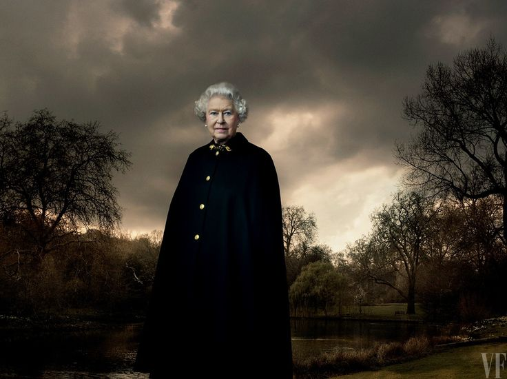 Annie Leibovitz's Intimate Portraits of Queen Elizabeth II and the Royal Family