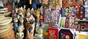 obyek wisata bali Pasar Seni Sukawati2