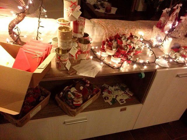 Fimo e Feltro...l'arte tra le mani: Il mio mercatino di Natale