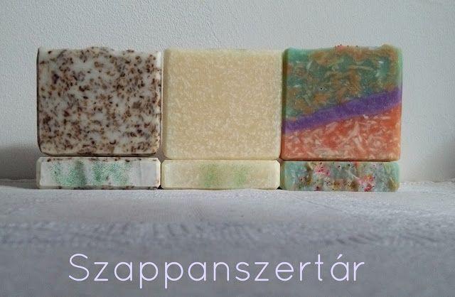 Eszti Szappanszertár / Eszti's Soap Storeroom