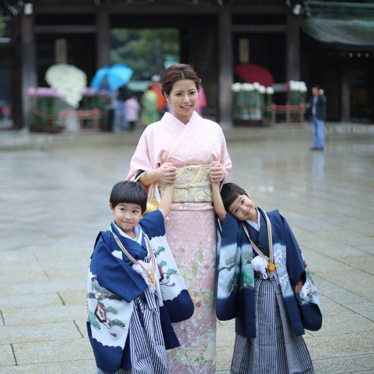 Twins Photography Tokyo 5D Mark III 子供撮影ブログ: 七五三 明治神宮参拝