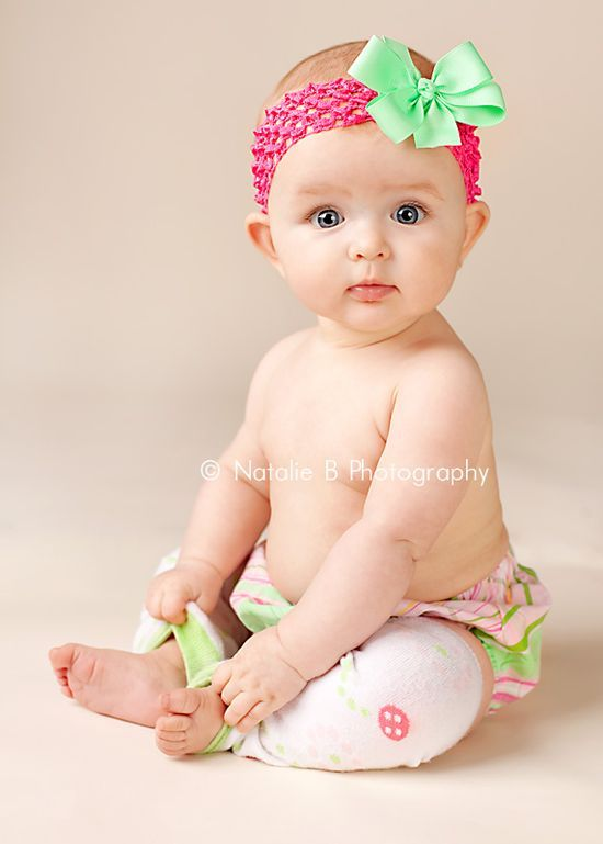 33 Best 6 Month Photo Shoot For Little Lady A Images On