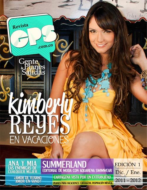 Kimberly Reyes - Edición 1