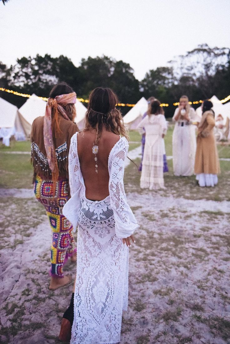 Boho Festival Outfits | Spell Christmas Party 2016 | Spell Designs Blog