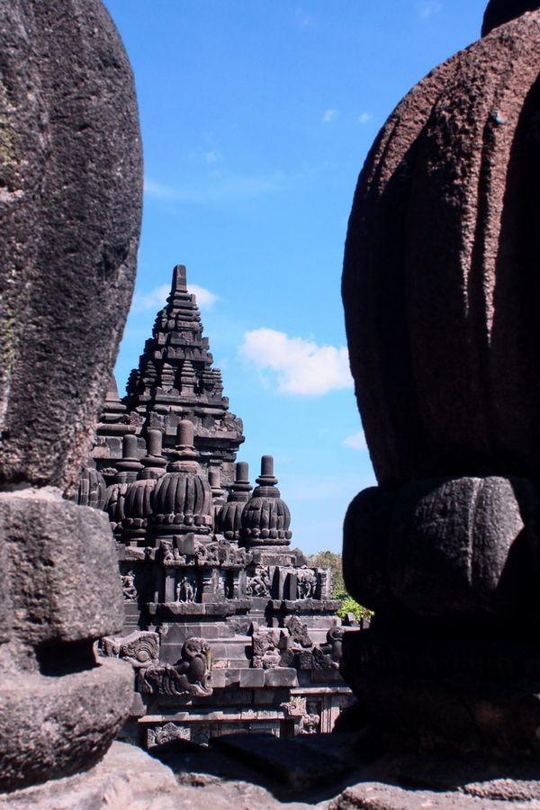 Prambanan Temple Complex, Yogyakarta, Indonesia