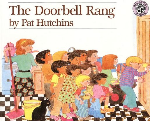 Lesson Plan based on the book 'The Doorbell Rang' by Pat Hutchins suitable for Kindergarten students.