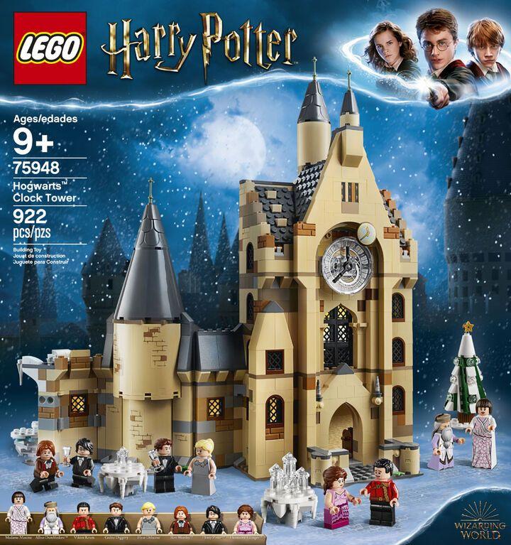Lego Harry Potter Hogwart Clock Tower 75948 Lego Harry Potter Lego Hogwarts Hogwarts