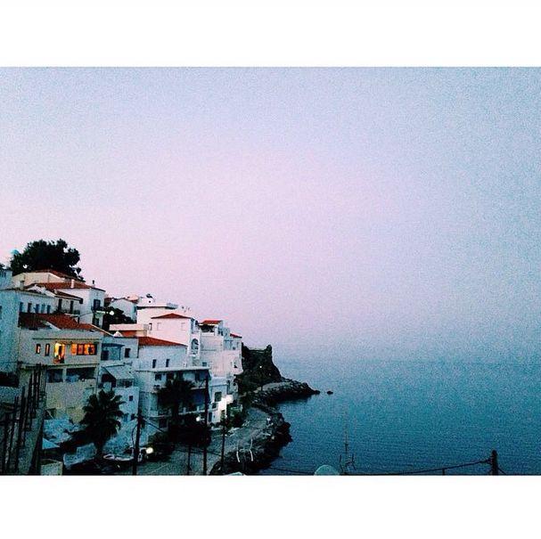 Chora, Andros, Greece http://instagram.com/cyathens