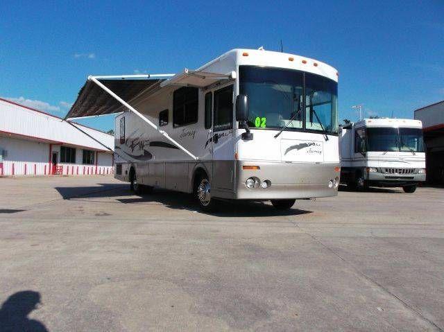 2002 Winnebago Journey 36C, Class A - Diesel RV For Sale in Houston, Texas | Texas Best RV J83465 | RVT.com - 125171