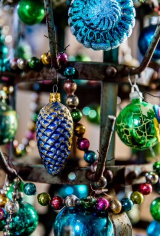 """These baubles are from our feature """"The more the merrier"""""""