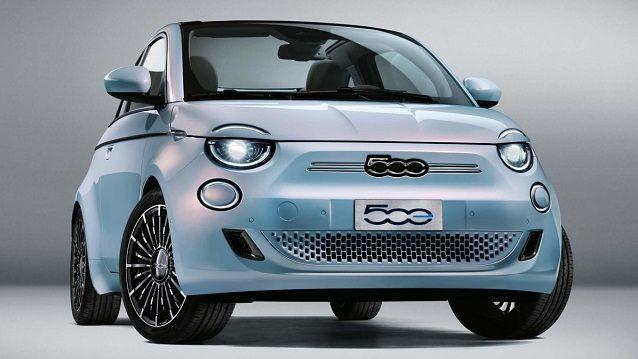 Fiat 500 Electrique La Petite Qui Devient Grande In 2020 Fiat