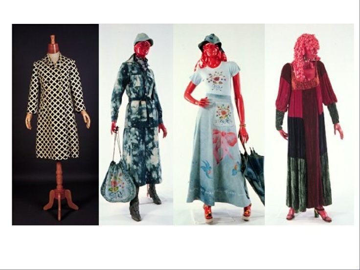 Arte y la moda de los 70 y 80