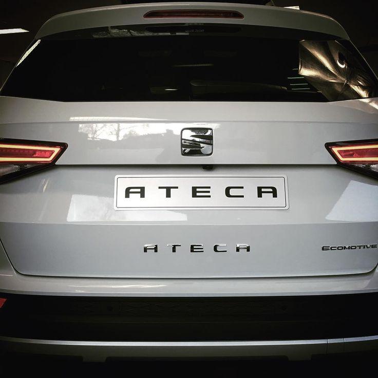 De Seat Ateca, wat een vette bak! @seat_official  @seat_ateca #seat #seatateca #ateca #auto #autos #lease #leasecar #leasebak