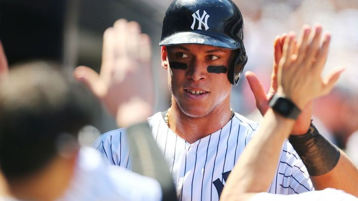 With Aaron Judge starring, maybe the Yankees won't need Bryce Harper - ESPN (blog)