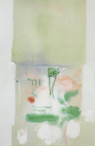 Helen Frankenthaler, Faerie Tale  -  1988