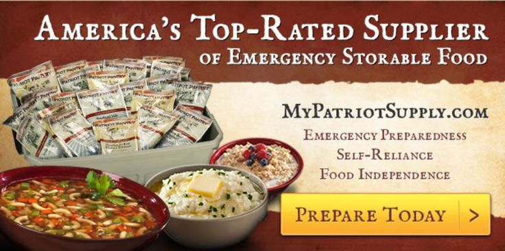 Emergency Preparedness - Long Term Food Storage - My Patriot Supply https://youtu.be/tYDn3i6mRHM #foodstorage #emergencypreparedness #survivaltips 10 Basic Tips to Prepare for a Disaster 1. Water 1-2 gallons of water per person, per day. A 3-day supply for evacuation, a two-week supply at home. 2. Food Easy to prepare, non perishable items and a mechanical can opener. Canned soup, meat, vegetables, and fruit. A 3-day supply for evacuation, a two-week supply at home. 3. Shelter An emergency…