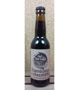 Hof Ten Dormaal Frambuesa i Chocolate 33 cl - Hof ten Dormaal - Belgian Craft Beer - Brewery - Farm