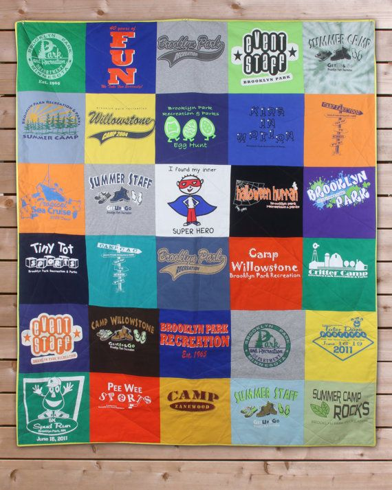 326 Best Quilt Ideas T Shirt Quilts Images On Pinterest