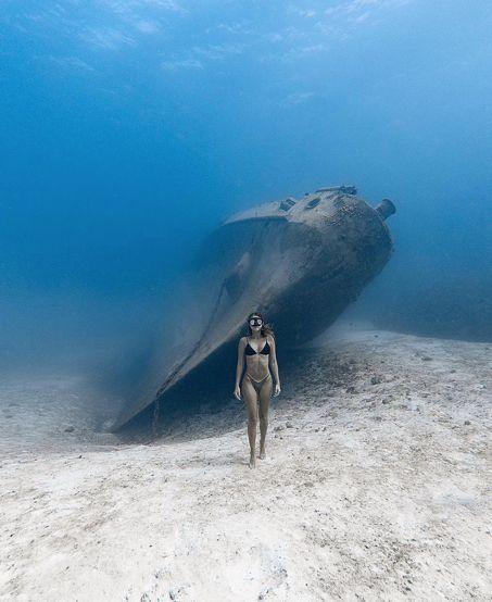 Eine der besten Freedive/Apnoe Seiten auf Instagram. Muss man als Freediver umbedingt mal ansehen.