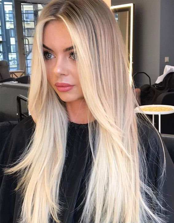 Greatest Blonde Hair Ideas For Every Girls In 2019 Bright