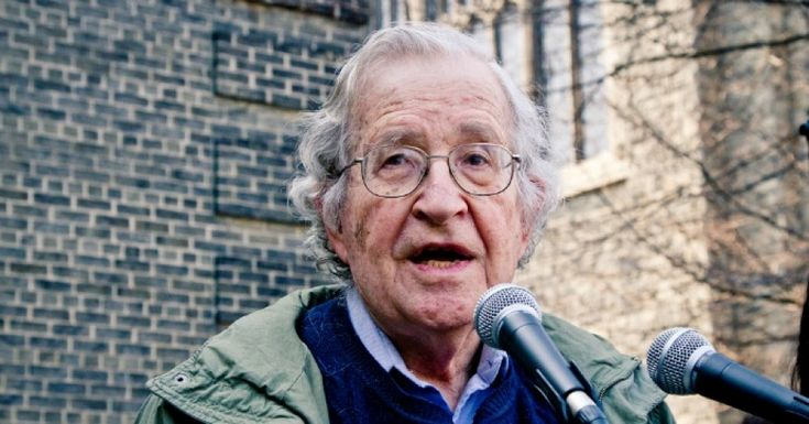 """Leftist scholar Noam Chomsky has a message for voters who refused to cast their ballots for Hillary Clinton to prevent Donald Trump from winning the White House: You made a """"bad mistake.""""On both moral and practical levels, Chomsky told Al Jazeera's Medhi Hasan, the choice was clear."""